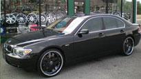 2008 BMW 745