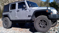 2009 Jeep Wrangler 4Dr