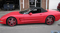 2001 Chevrolet Corvette C5