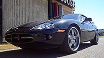 1996 Jaguar XK
