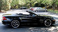 2004 Mercedes Benz SL