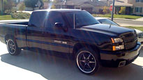 2006 Chevrolet Silverado SS