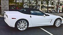 2006 Chevrolet Corvette C6 Convertible