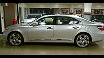 2006 Lexus LS460