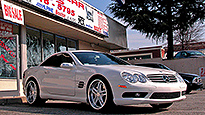 2006 Mercedes Benz SL55