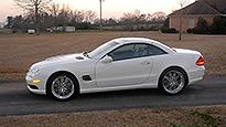 2006 Mercedes Benz SL