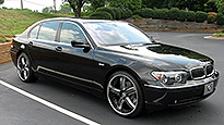 2007 BMW 745Li