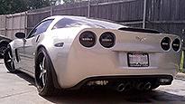 2007 Chevrolet Corvette ZO6