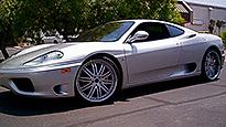 2007 Ferrari 360