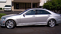 2007 Mercedes Benz S550