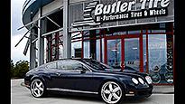 2008 Bentley GT