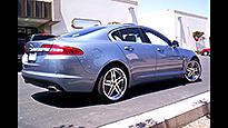 2008 Jaguar XF