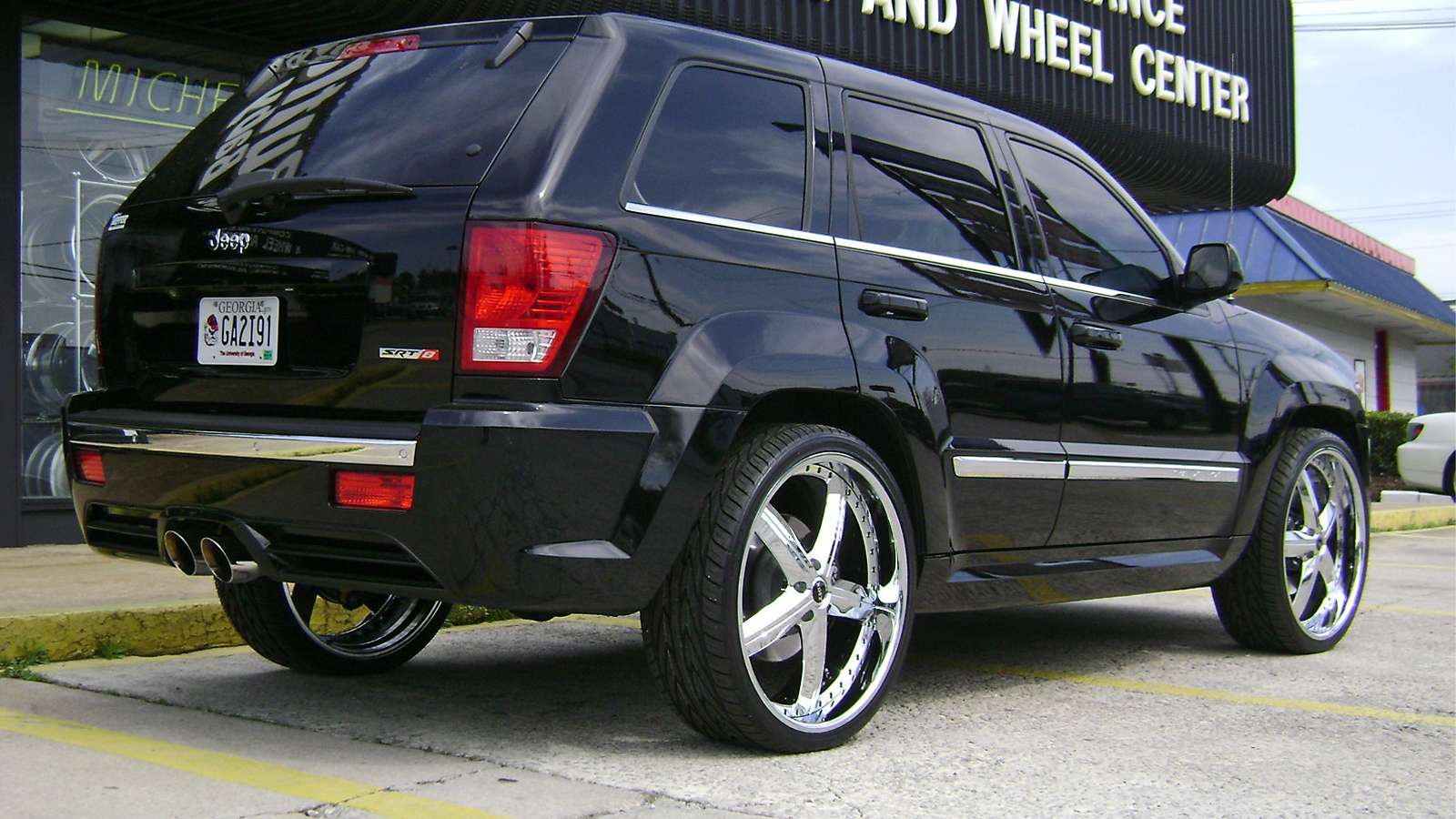 Jeep srt8 lease autos post for James hodge motor company paris texas