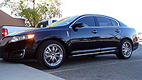 2009 Lincoln MK