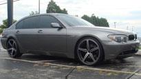 2009 BMW 745i