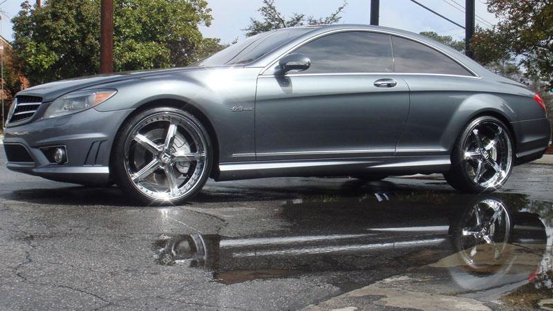 2009 Mercedes Benz CL 550