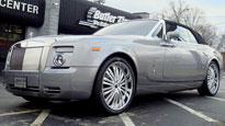 2010 Rolls Royce Drop Head