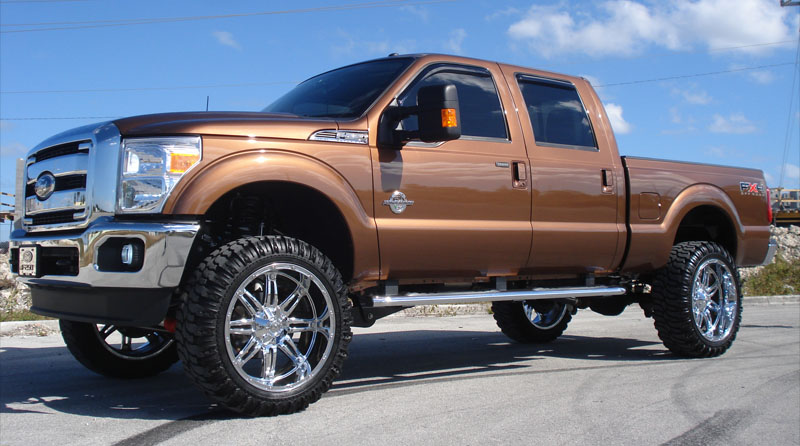 Biggest Tire For 2011 F250   Autos Post