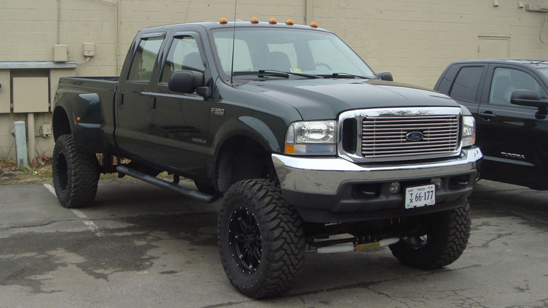 2000 Ford F350 Dually