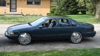 1996 Chevy Impala