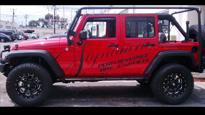 2011 Jeep JK