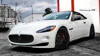 2011 Maserati Gran Tourismo Spyder