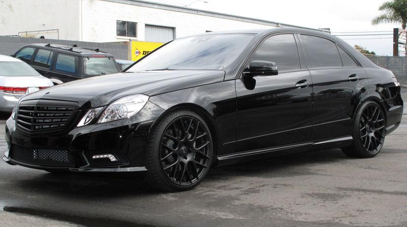 19 inch niche circuit black wheels rims 5x112 40 audi for Mercedes benz e550 rims for sale