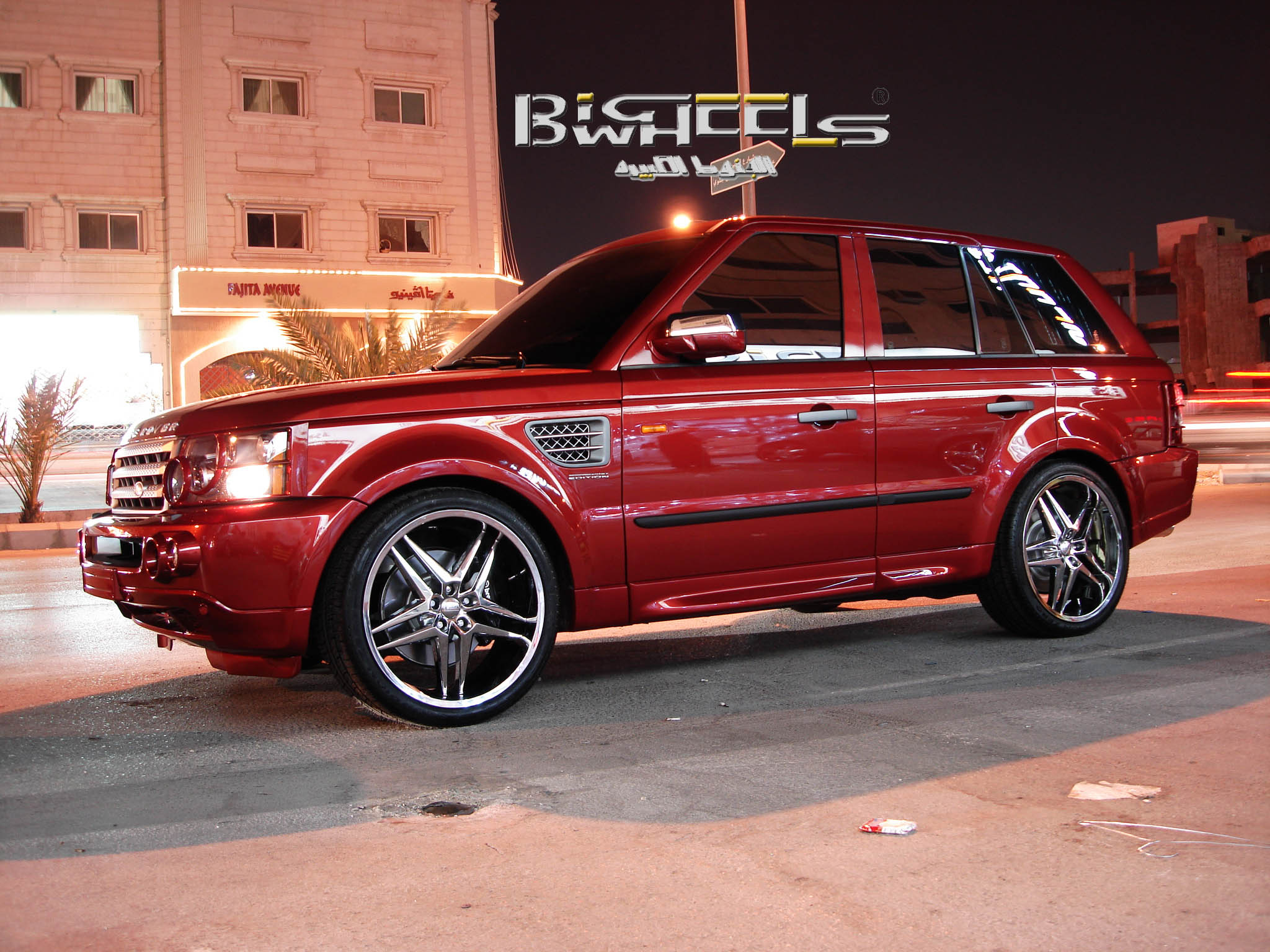 range rover pictures