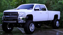 2008 Chevy 3500