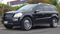 2009 Mercedes Benz GL 500